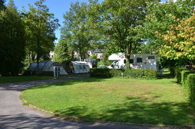 Pitches campsite france normandy camping les chevaliers - Www blancheporte fr points relais ...